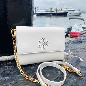 Tory Burch Lily Chain Wallet